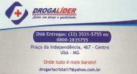 Drogalíder