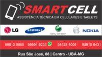 Smartcell – Assistência Técnica e Acessórios para celulares
