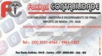 Faxinal Contabilidade