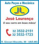 Auto Peças e Mecânica José Lourenço