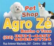 Pet Shop Agro Zé