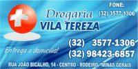 Drogaria Vila Tereza