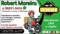 Robert Moreira Mototáxi