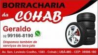 Borracharia da Cohab